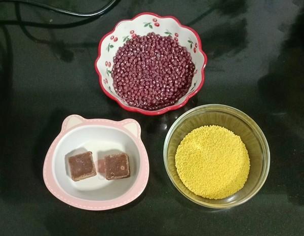 小米红豆粥的做法大全