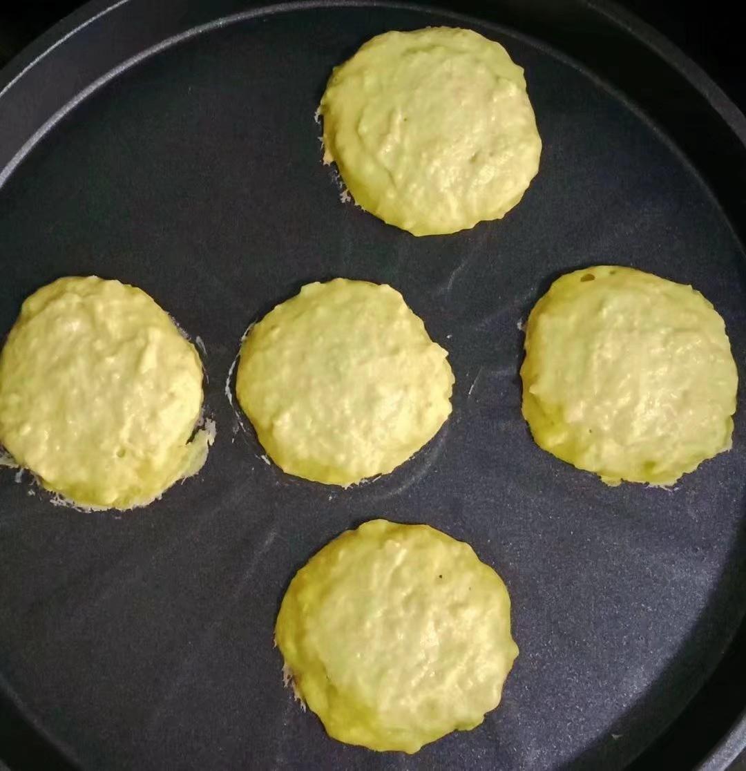 酸甜小米餅 (寶寶輔食)的步驟