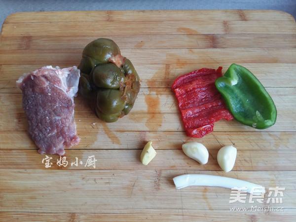 榨菜肉丝的做法大全