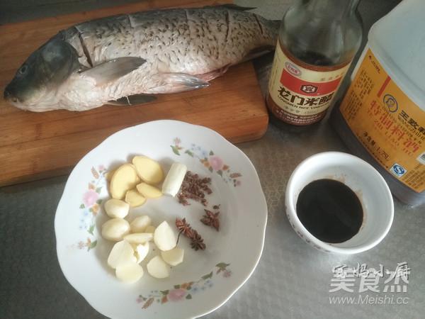 私房烧鲤鱼的简单做法