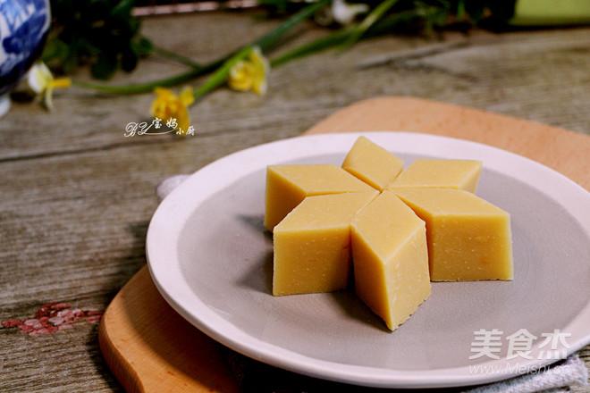 豌豆黄成品图