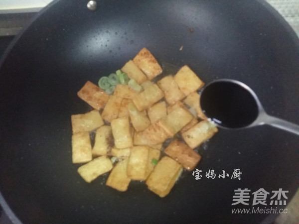 芹菜炒豆腐怎么吃
