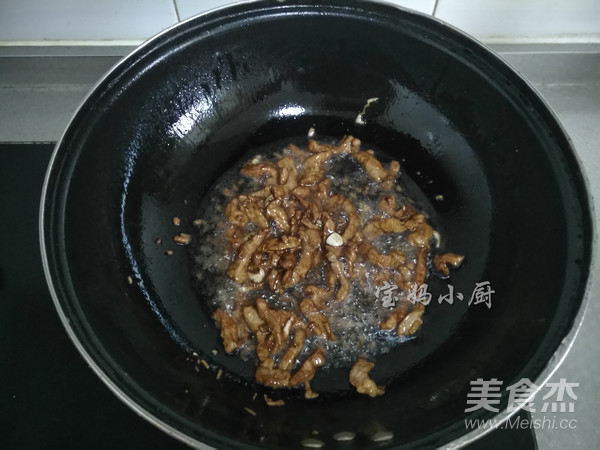 尖椒干豆腐丝怎么做