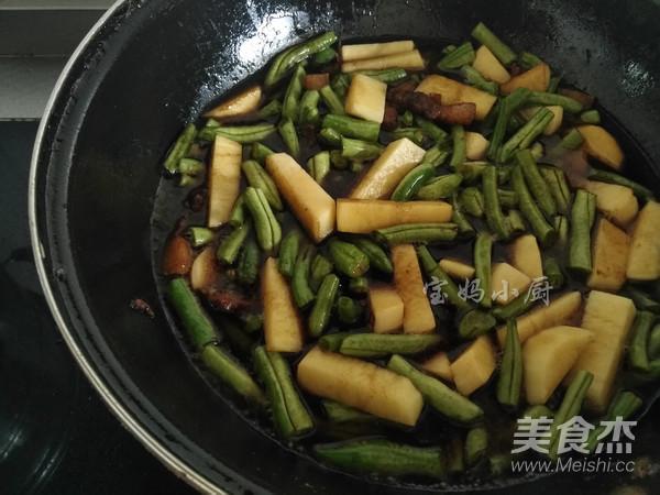 豆角烧土豆怎么煮