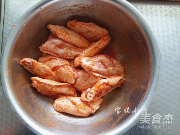 奥尔良烤翅的简单做法