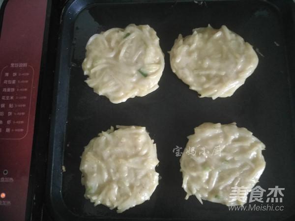 黑椒土豆饼怎么煮