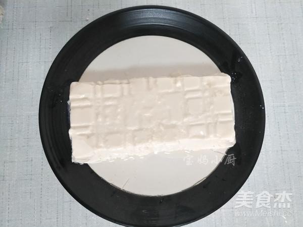 松花豆腐怎么做