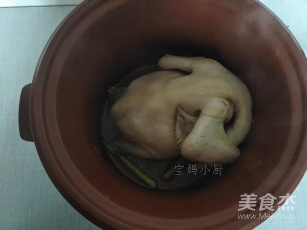 豆浆煲鸡怎么做