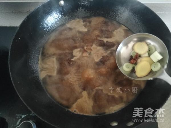 五花肉烧芋头怎么吃