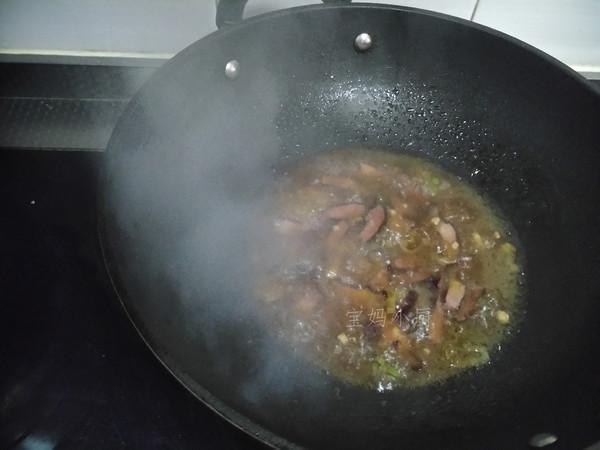 腊肉炒芹菜怎么吃