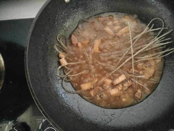 五花肉海带炖豆腐怎么吃