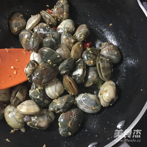 酒煮蛤蜊怎么炒