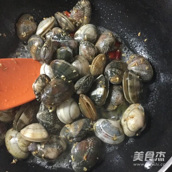 酒煮蛤蜊怎么煮