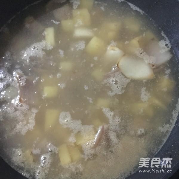 咖喱牛肉农夫包怎么炒