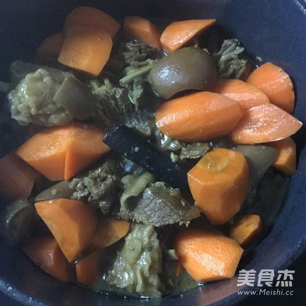 胡萝卜炖羊排怎样煮
