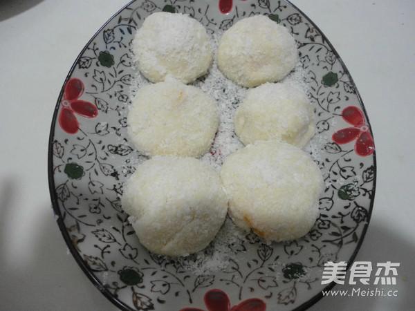 椰蓉芒果糯米糍怎么炒