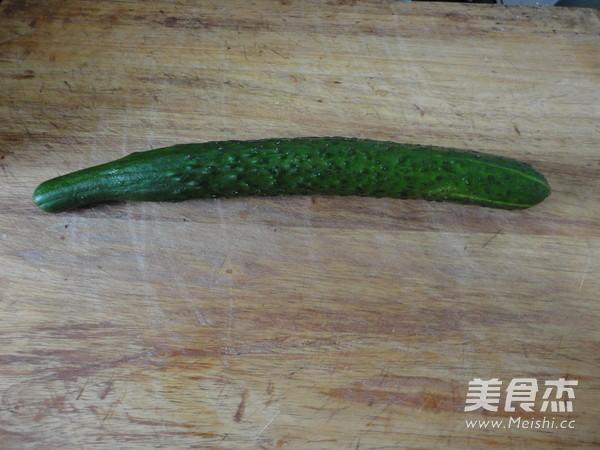 木耳尖椒拌黄瓜的做法大全