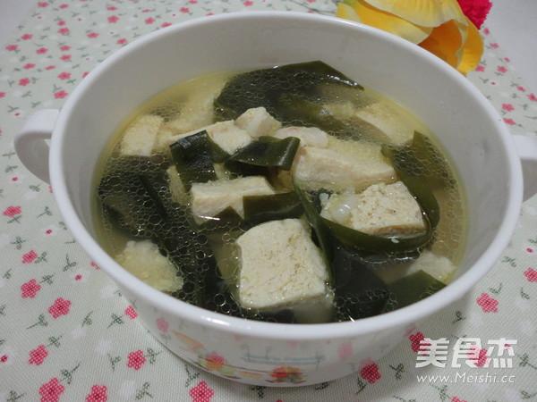 五花肉海带冻豆腐汤怎样煸