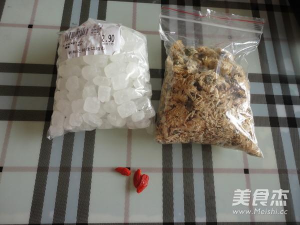 菊花枸杞茶的做法大全