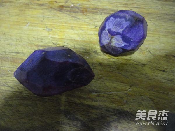 紫薯酥的做法大全