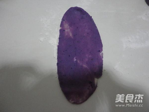 紫薯酥怎样煸