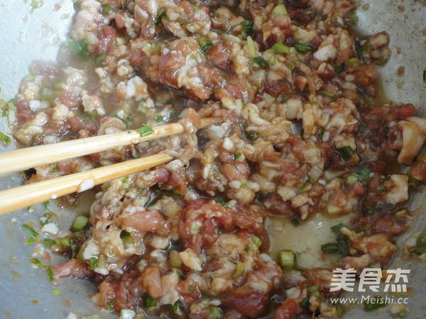 茴香馅猪肉饺子怎么炒