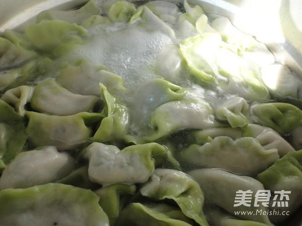 茴香馅猪肉饺子怎样煮