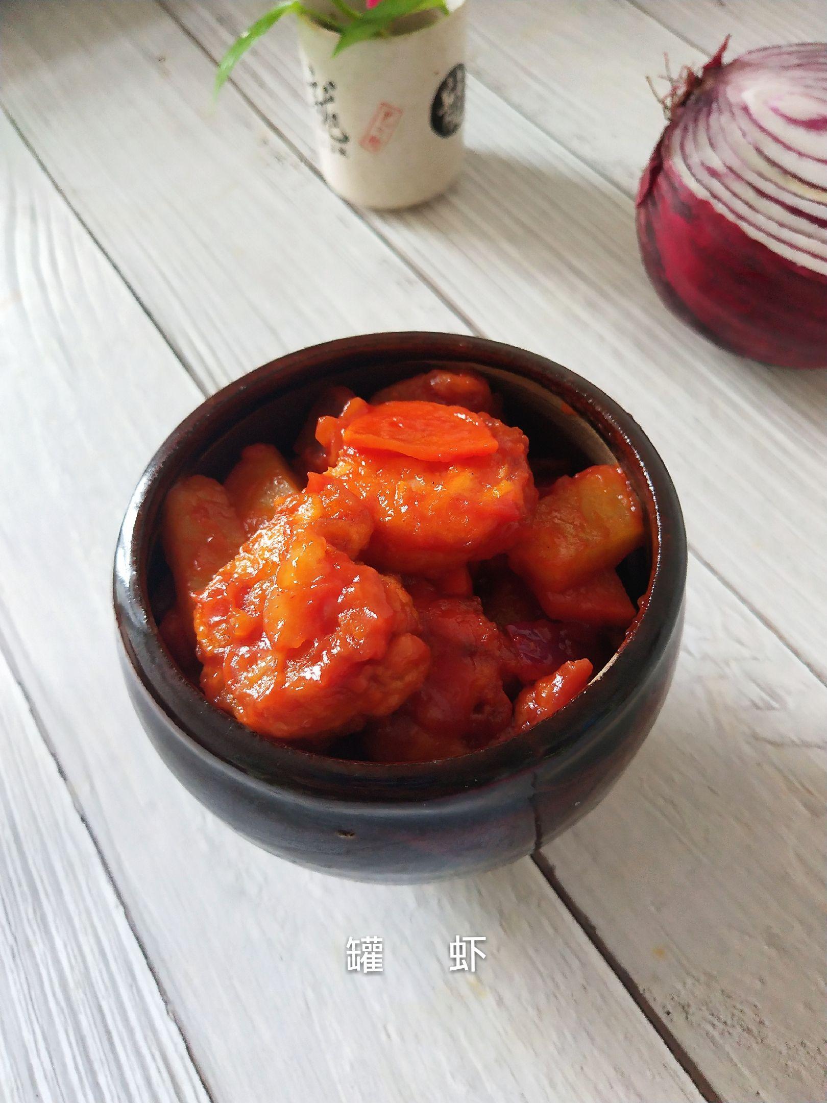 罐虾怎样做