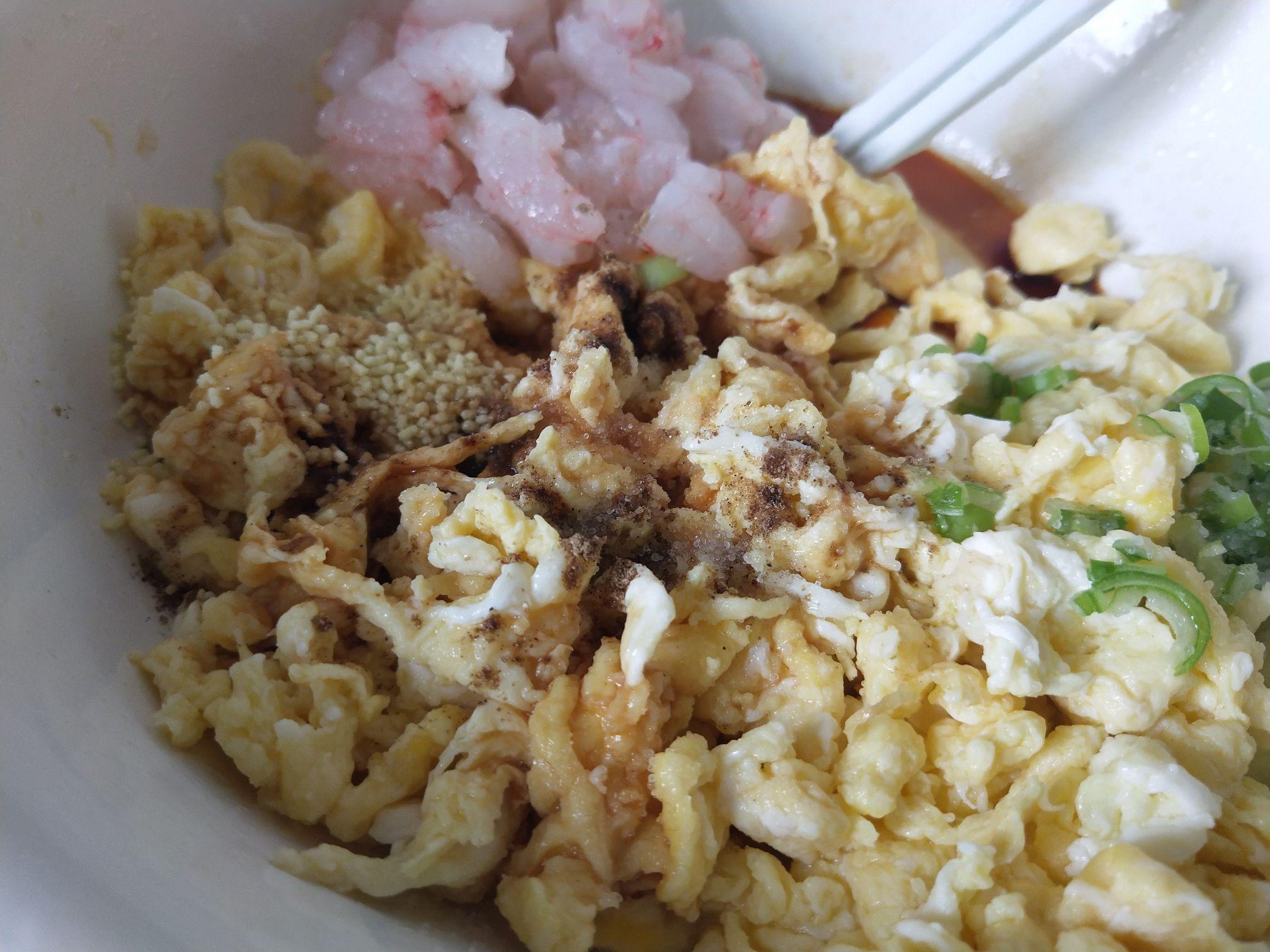 素三鲜水饺的做法图解