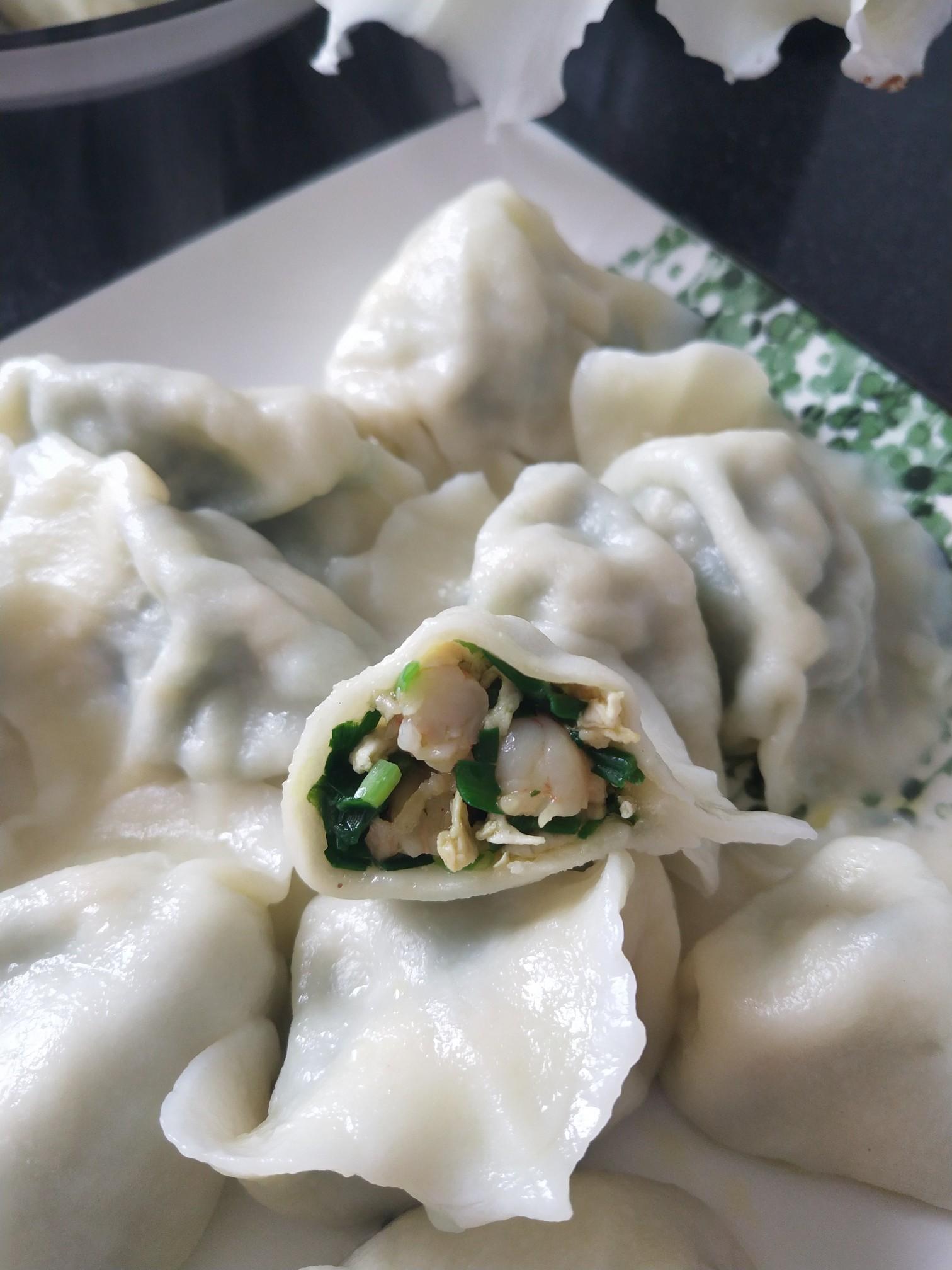 素三鲜水饺怎么炖