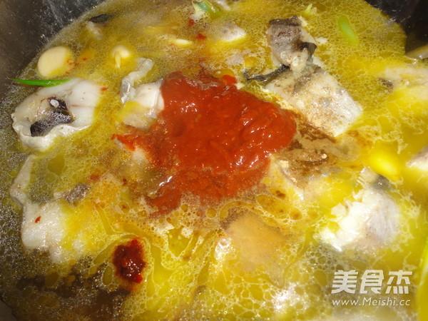 辣酱明太鱼怎么煮