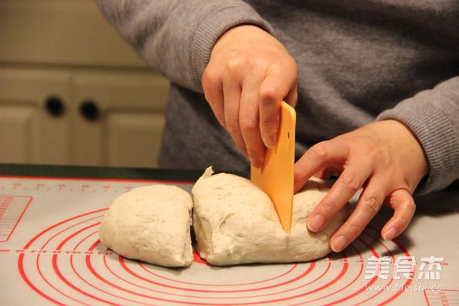 素食烘焙之红薯土司的简单做法