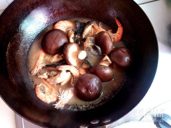 海参斑烧对虾怎么炒