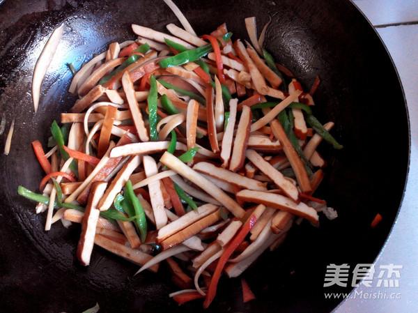 豉油豆干怎么煮