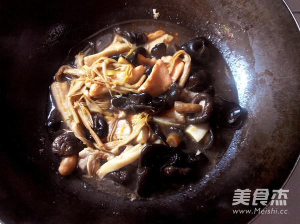 花菇鱼腩怎么炒