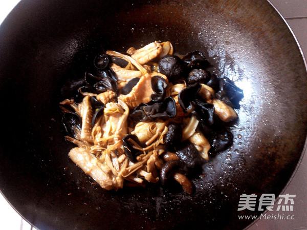 花菇鱼腩怎么煮