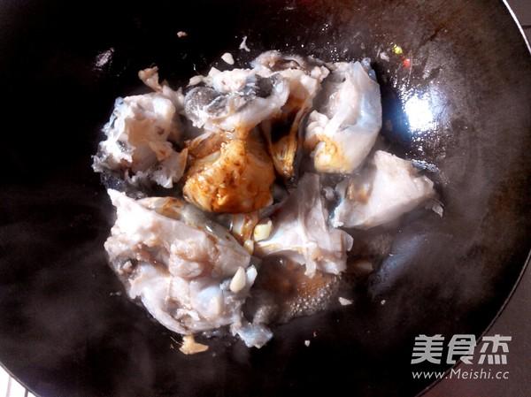 海参斑炖口蘑的步骤