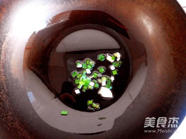 荷兰豆炒虾仁的做法图解