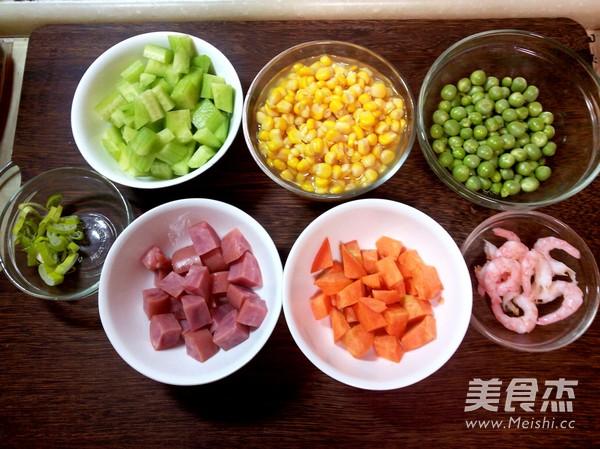 什锦玉米粒的做法大全