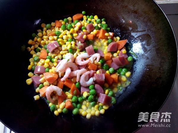 什锦玉米粒怎么炒