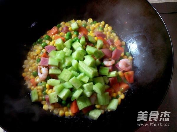 什锦玉米粒怎么煮