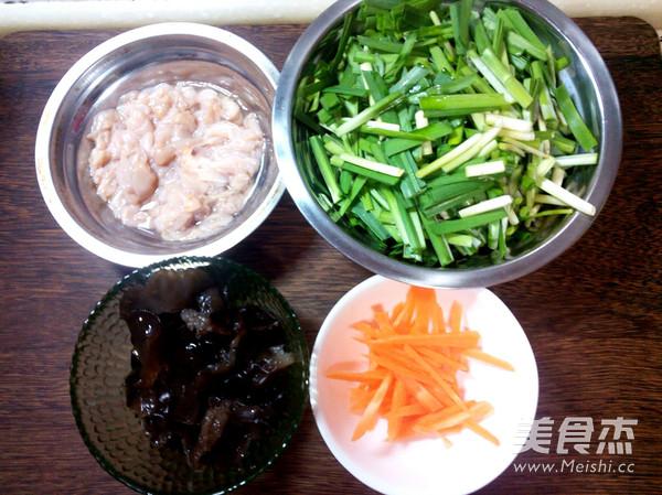 韭菜炒海肠的做法大全