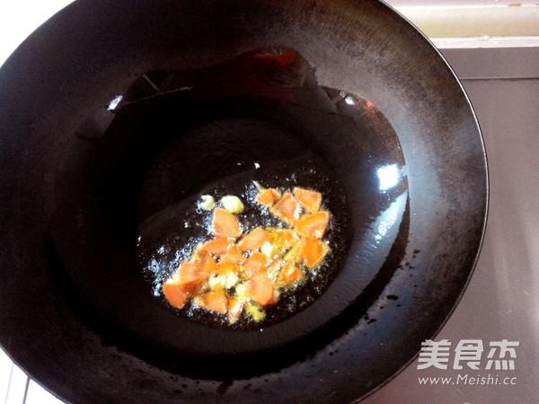 青椒炒贻贝的简单做法