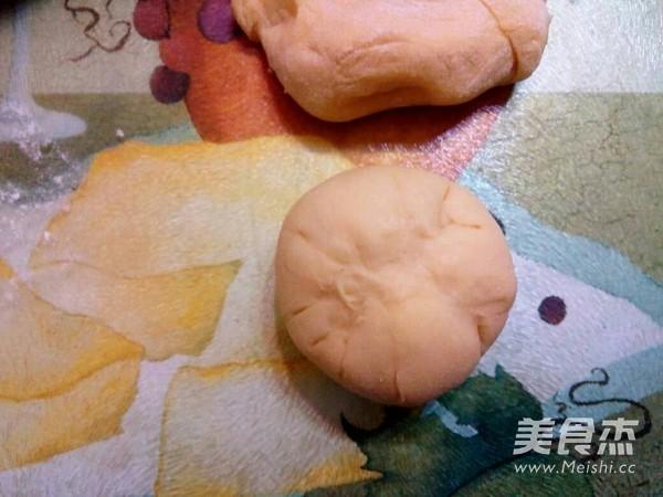 菊花豆沙面包怎么炒