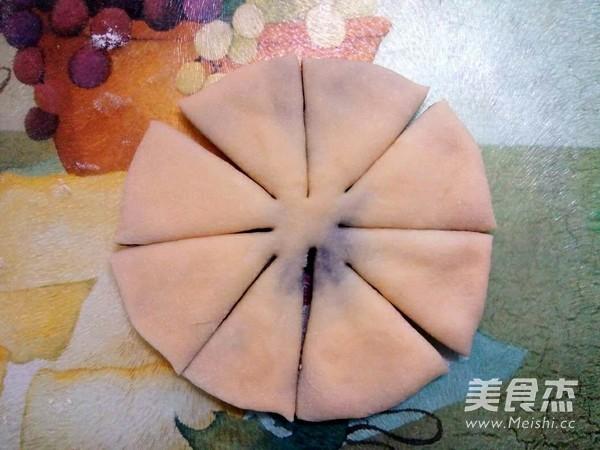 菊花豆沙面包怎么煸