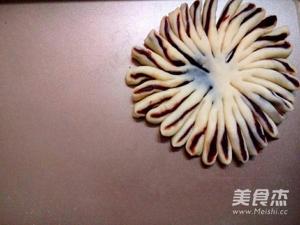 菊花豆沙面包怎样炒