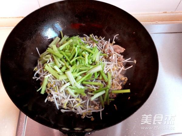 肉炒三丝怎么做