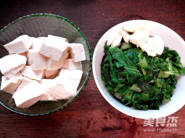 豆腐炒白菜的做法大全
