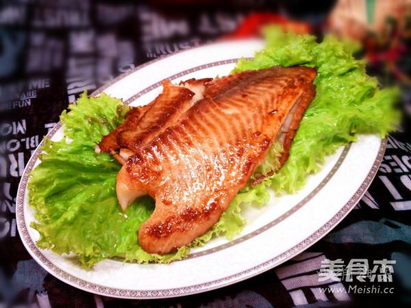 香煎罗非鱼怎么吃