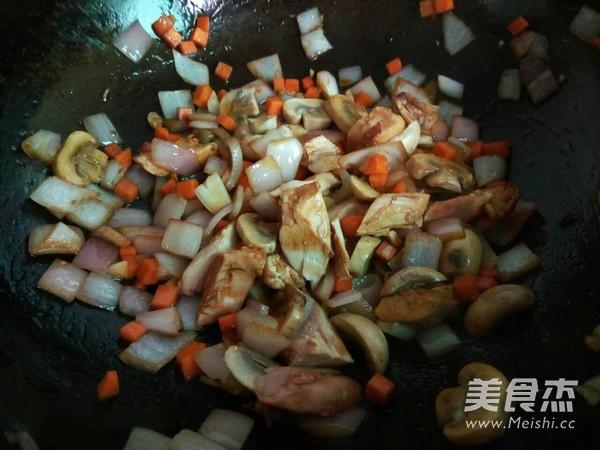 炒粽子怎么炒